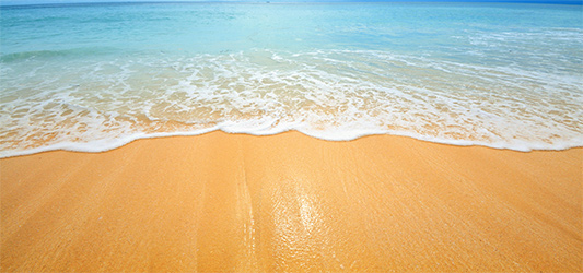 Tropical Sands guided meditation - For stress management